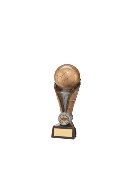 Spartan Net Tower Netball Award - Available in 3 Sizes