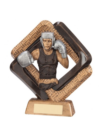 Sporting Unity Boxing Award - Available in 3 Sizes