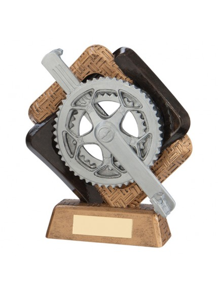 Sporting Unity Cycling Award - Available in 3 Sizes