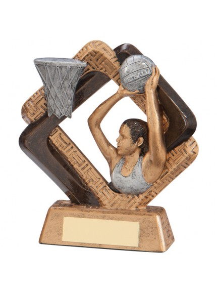 Sporting Unity Netball Award - Available in 3 Sizes
