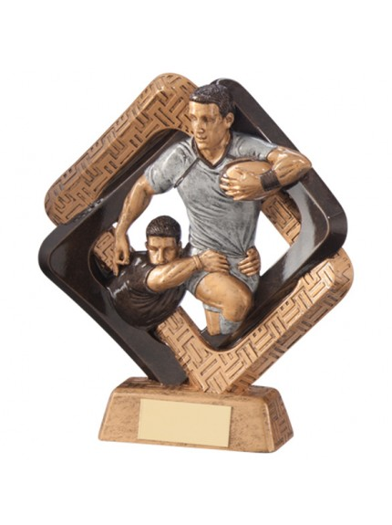 Sporting Unity Rugby Award - Available in 5 Sizes