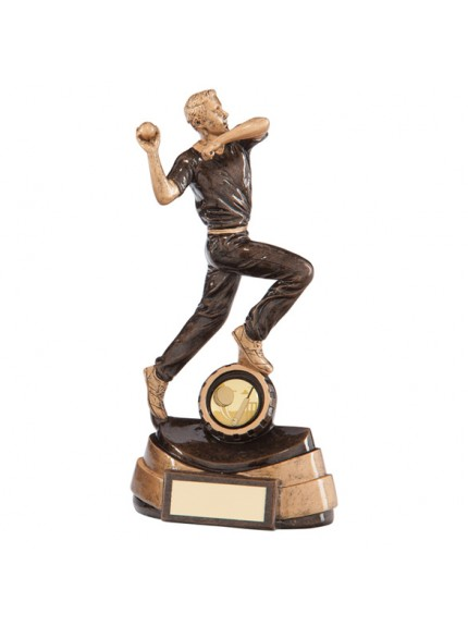 Legacy Cricket Bowler Award - Available in 3 Sizes