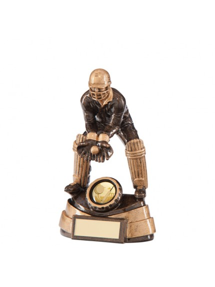 Legacy Cricket Wicket Keeper Award - Available in 2 Sizes