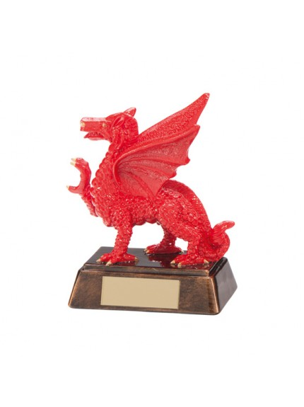 Celtic Dragon Award - Available in 2 Sizes
