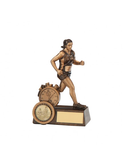 Endurance Female Running Award - Available in 3 Sizes