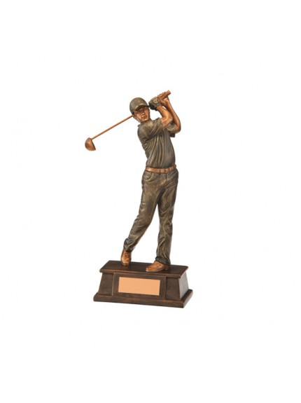 The Classical Male Golf Award - Available in 3 Sizes