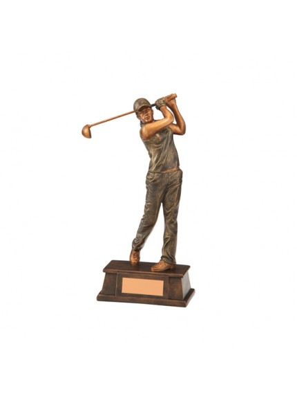 The Classical Female Golf Award - Available in 3 Sizes