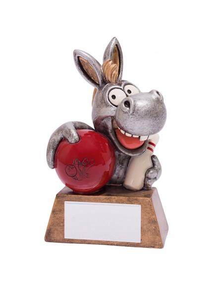What A Donkey! Ten Pin Award 130mm