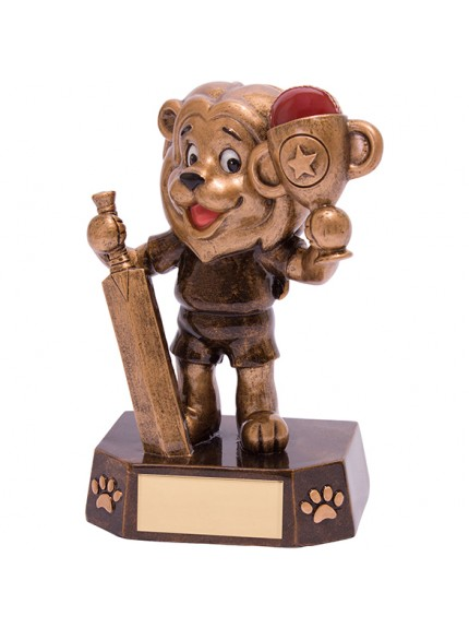 Braveheart Cricket Award 125mm