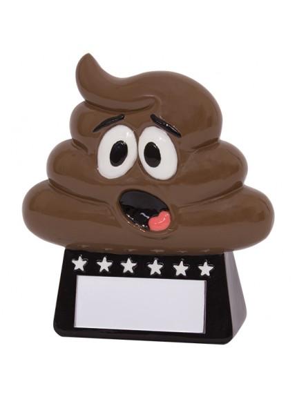 Oh Poop! Fun Award 90mm