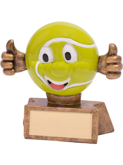 Smiler Tennis Award 75mm
