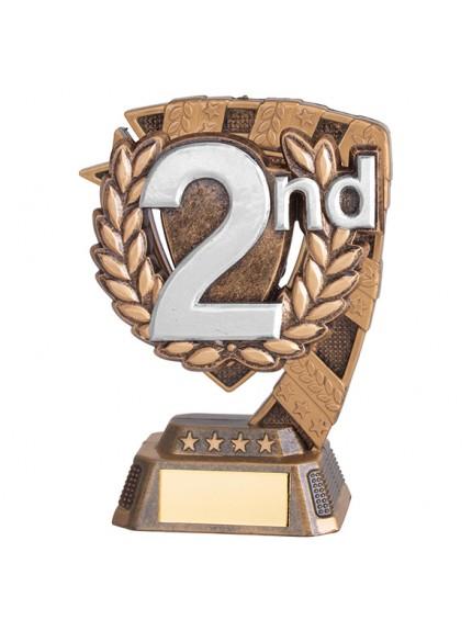 Euphoria Achievement Award Place 130mm - 1st, 2nd, 3rd