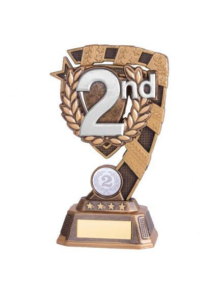 Euphoria Achievement Award Place 180mm - 1st, 2nd, 3rd