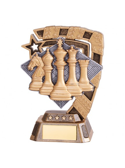 Euphoria Chess Award - 4 Sizes