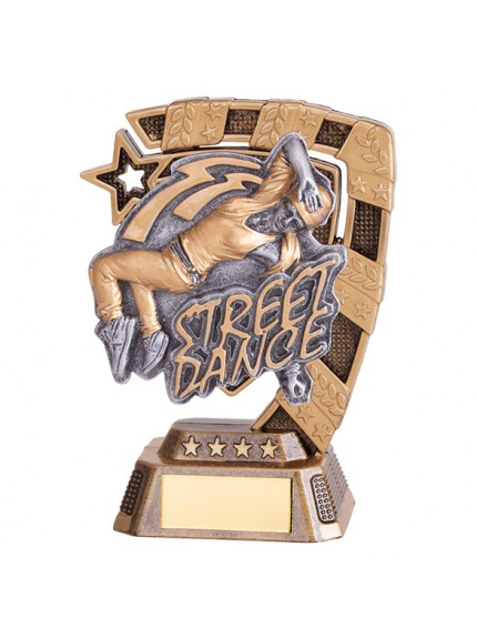 Euphoria Street Dance Award Female - 4 Sizes