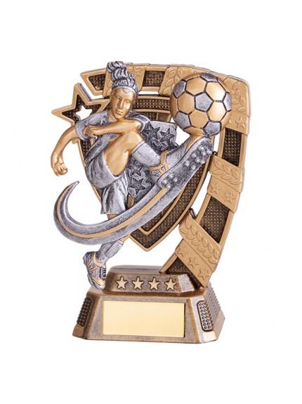 Euphoria Football Award Female - 4 Sizes