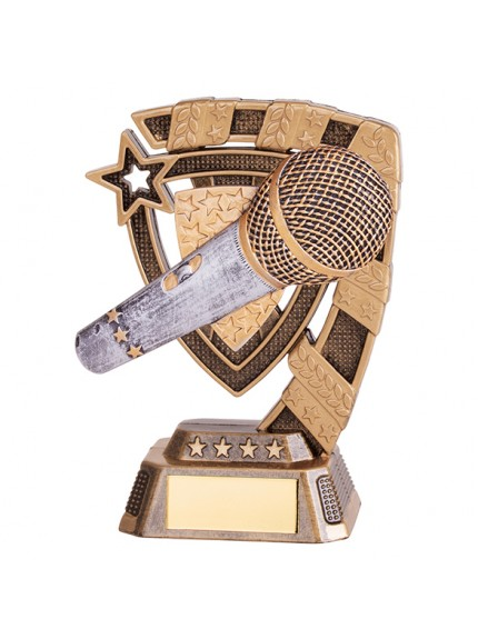 Euphoria Karaoke Award - 4 Sizes