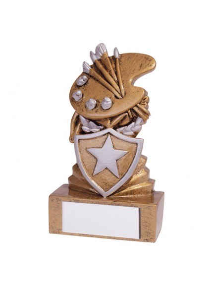 Shield Art Mini Award 95mm