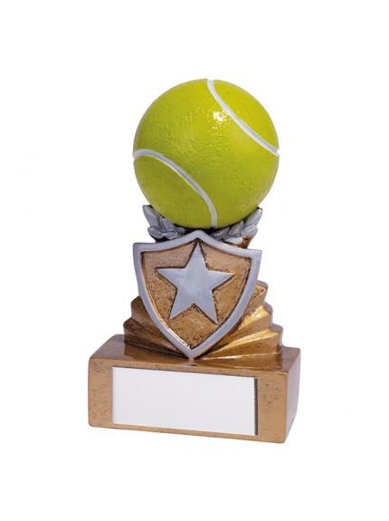 Shield Tennis Mini Award 95mm