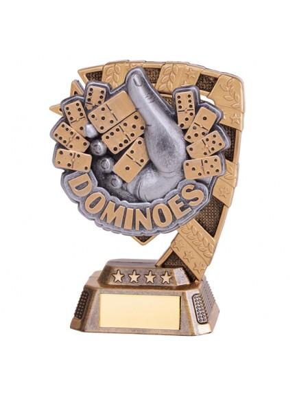 Euphoria Dominoes Award - 4 Sizes