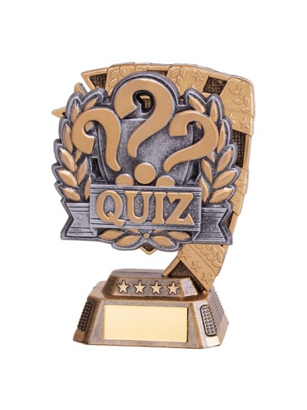 Euphoria Quiz Award - 4 Sizes