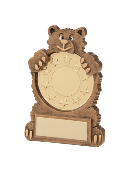 The Cuddly Bear Award 100mm