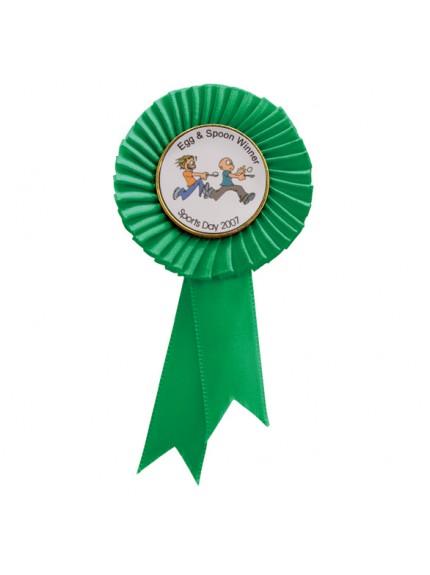Green Mini Rosette 90mm