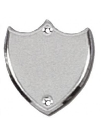 41mm Bevel Edged Silver Side Shield