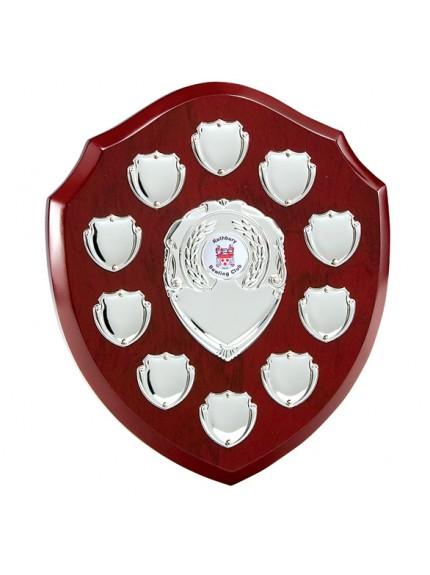 The Triumph Annual Shield Award 220mm