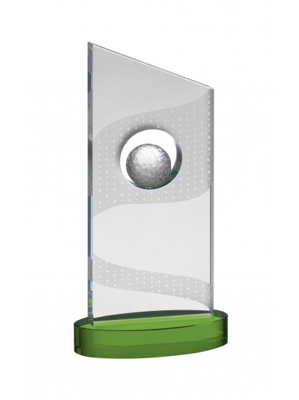 Crystal Golf Award
