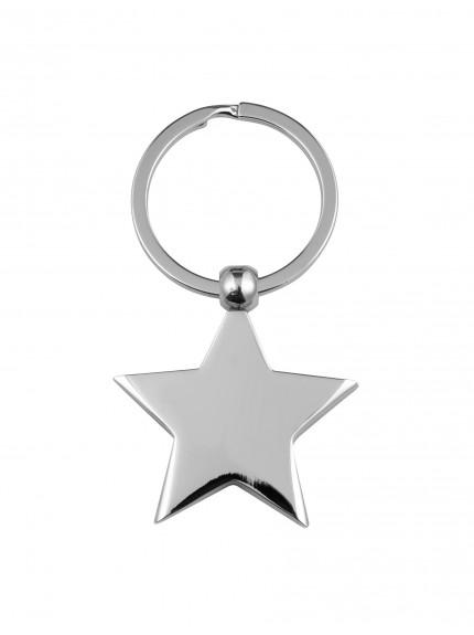 7cm Star Key Ring