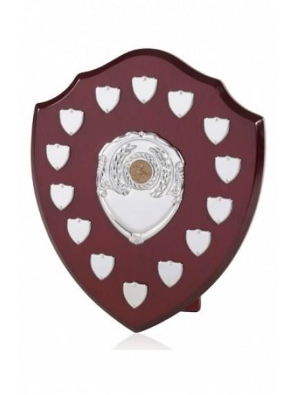 25cm Made up Shield 12 side shields