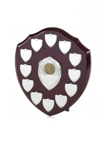 BPS Perpetual Shield for Annual Achievements - 5 Sizes