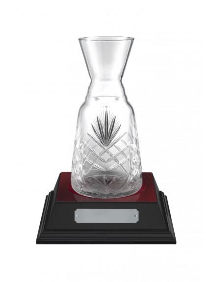 SBA Hand Cut Crystal Award - 3 Sizes