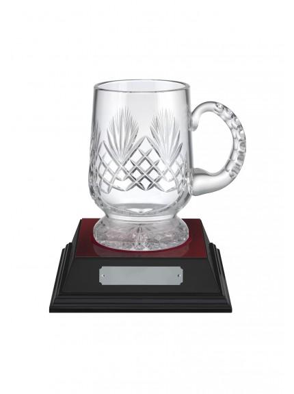 SBA Hand Cut Crystal Award