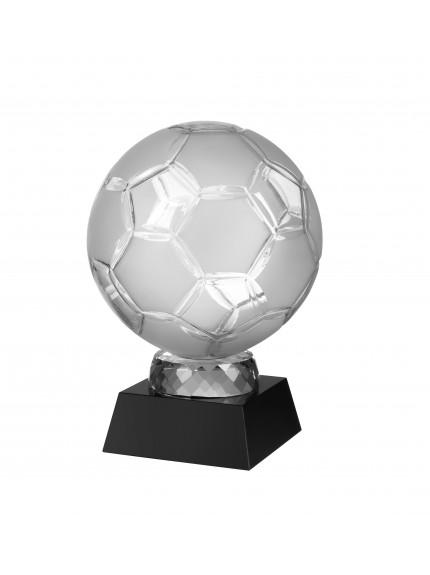 Crystal Football Award in Box