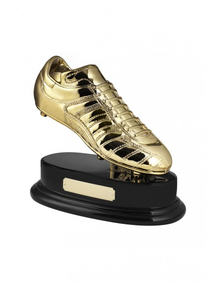 MB Golden Boot Football Award - 2 Sizes