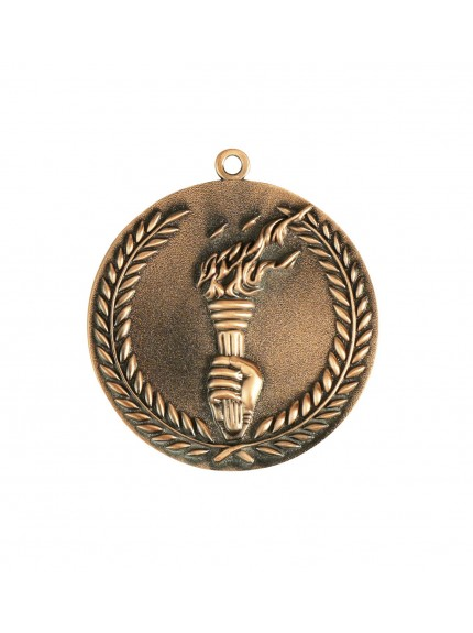 MB 68mm Victory Torch Medal - 3 Colours
