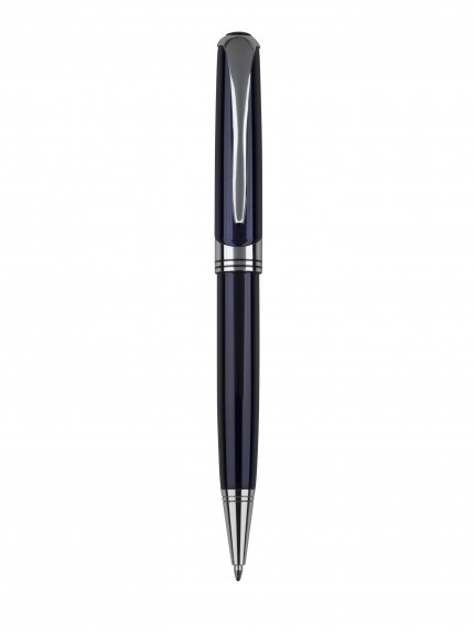 13.5cm Blue Ball Point Pen
