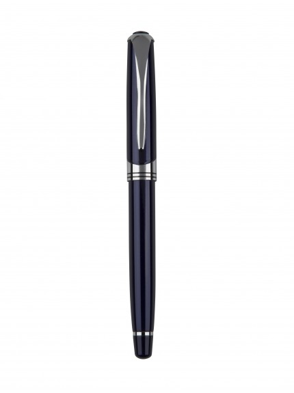 13.5cm Blue Roller Ball Pen