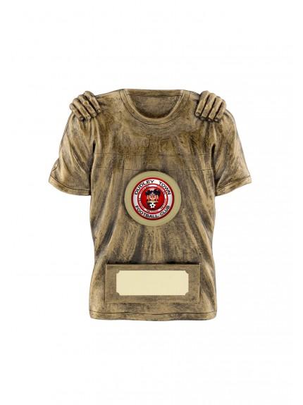 MB 14.5cm Football Award