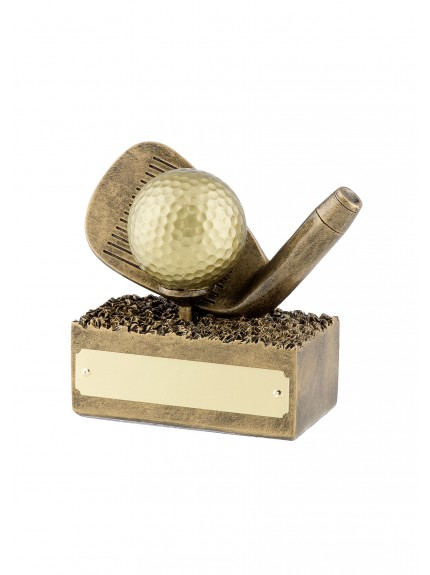 MB 9cm Golf Award