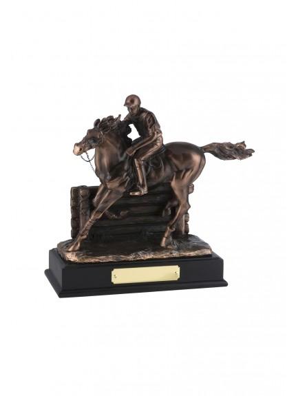 MB 25 x 29cm Horse Award