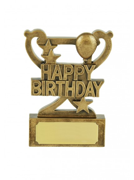 MB Mini Cup Happy Birthday