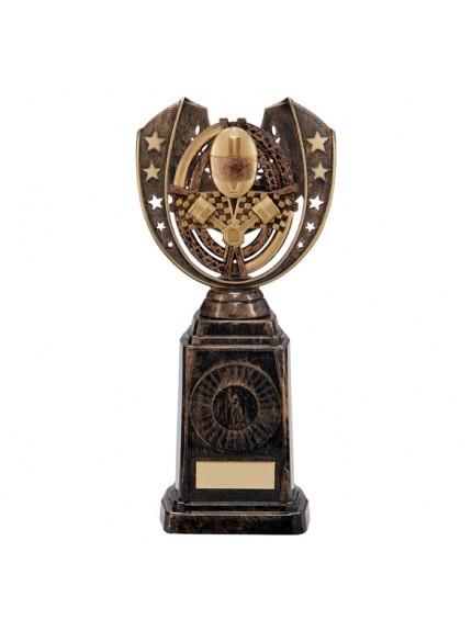 Maverick Motorsport Frontier Award Antique Bronze & Gold 250mm
