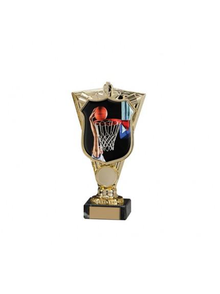 Titans Basketball Trophy