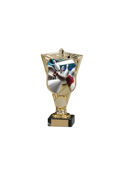 Titans Ten Pin Bowling Trophy