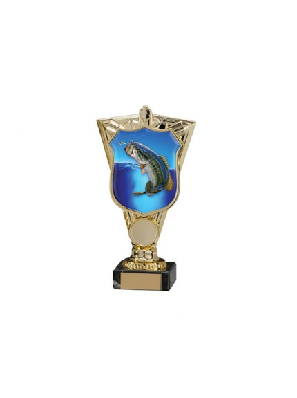 Titans Fishing Bass Trophy