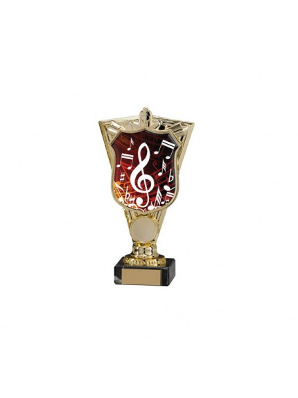 Titans Music Trophy