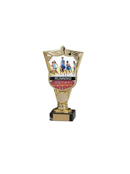 Titans Running Male Trophy